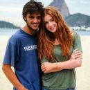 Marina Ruy Barbosa and Felipe Simas