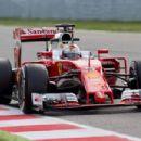 F1 Testing in Barcelona 2016
