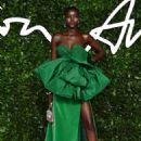 Adut Akech – British Fashion Awards 2019 in London