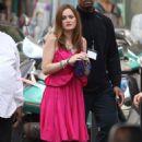 Leighton Meester: Pretty In Paris