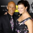 Heather Tom and James Achor