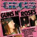 Axl Rose, Slash, Izzy Stradlin' , Steven Adler & Duff McKagan