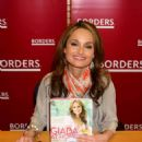 Giada De Laurentiis - Signs Copies Of 'Giada At Home' At Borders In Westbury, NY, 31 March 2010