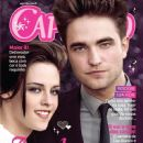 Kristen Stewart, Robert Pattinson, The Twilight Saga: Breaking Dawn - Part 1 - Capricho Magazine Cover [Brazil] (2 October 2011)