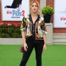 Sofia Reyes- Premiere Of Universal Pictures' 'The Secret Life Of Pets 2' - Arrivals - 454 x 655