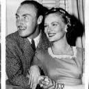 Actress Veronica Lake and Director Andre de Toth (above) of the films today Announced they will be married before a few friends tomorrow evening. The wedding will take place at the Bel Air home of Actor Ed Gardner 1944 - 454 x 581