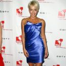 Sarah Connor - DKMS' 3 Annual Star-Studded Gala - Cipriani 42 Street In New York City 2009-05-07