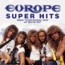 Europe - Super Hits
