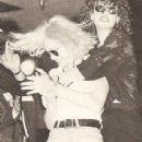 Madonna and Sandra Bernhard