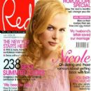 Red Magazine Cover [United Kingdom] (July 2004)