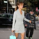 Halle Berry – Arriving at her apartment in New York City