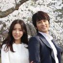 Seung-heon Song and Shin Se-kyeong
