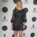 Amy Smart – LA Art Show Opening Night Gala in Los Angeles - 454 x 638