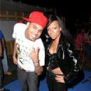 Chris Brown and Lil mama