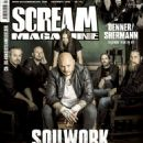 Björn Strid - Scream Magazine Cover [Norway] (November 2015)