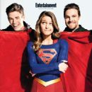 Melissa Benoist and Ruby Rose – Entertainment Weekly – The Ultimate Guide to Arrowverse 2019