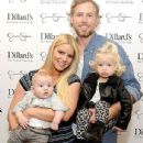 Jessica Simpson and Eric Johnson - 435 x 580