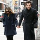 Mark Ronson and Rebecca Schwartz