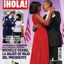 Barack Obama and Michelle Obama - 454 x 623