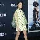 Tessa Thompson – 'Creed 2' Premiere in New York - 454 x 638