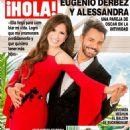 Alessandra Rosaldo and Eugenio Derbez - 454 x 624