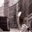 Arthur Miller & Marilyn Monroe spotted in New York, June, 12 1957