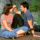 Matthew Goode and Mandy Moore