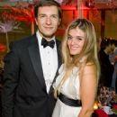 Daphne Oz and Husband John Jovanovic