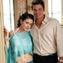 Alyssa Milano and Nick Lachey