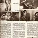 Valentina Vladimirova - Sovetskii Ekran Magazine Pictorial [Soviet Union] (April 1967)