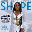 Janelle Monáe - Shape Magazine Cover [United States] (September 2020)