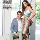 Ximena Navarrete and Juan Carlos Valladares - Hola! Magazine Pictorial [Mexico] (19 April 2018) - 454 x 625