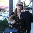 Paris Hilton Out Beverly Hills