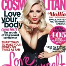Mollie King - Cosmopolitan Magazine Cover [United Kingdom] (March 2013)