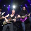 Phil Collen performs as part of the G3 concert tour at Brooklyn Bowl Las Vegas at The Linq Promenade on January 17, 2018 in Las Vegas, Nevada - 454 x 300