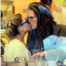 Steven Tyler and Aimee Preston - 450 x 646