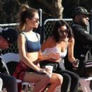 Chantel Jeffries – Jamie Foxx's Charity Celebrity Basketball Event in LA