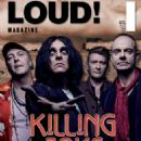 Jaz Coleman, Paul Ferguson - Loud Magazine Cover [Portugal] (November 2015)