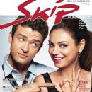 Mila Kunis and Justin Timberlake - Skip Magazine Cover [Austria] (September 2011)
