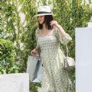 Jenna Dewan – Leaving Beauty Park Spa in Santa Monica