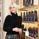 Leighton Meester at Nexxus Salon in New York
