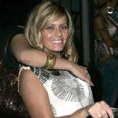 Nicole Eggert Leaving Koi After Dinner 2007-10-13