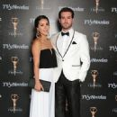 Pablo Lyle and Ana Araújo - TVyNovelas Awards 2016 - 454 x 590
