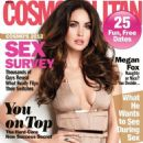 Megan Fox: April 2012 issue of Cosmopolitan