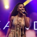 Alexandra Burke – Performs at Manchester Pride's Big Weekend in Manchester - 454 x 680