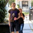 Ariel Winter – Arrives at Nine Zero One Hair Salon in West Hollywood