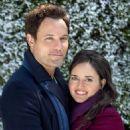 Danica McKellar and David Haydn-Jones