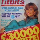 Susan Penhaligon - Titbits Magazine Cover [United Kingdom] (6 February 1982)