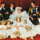 Lady Diana Spencer and Prince Charles wedding - 29 July 1981 - 454 x 288