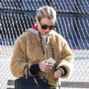 Sienna Miller – Heads to the gym in New York City